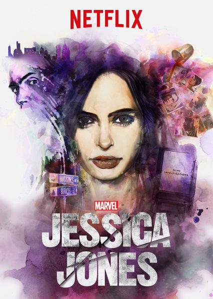 Assistir Jessica Jones - Série / 1 temporada